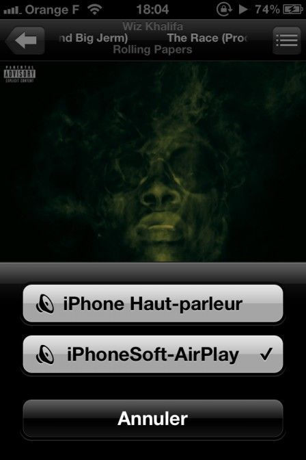 iphonesoft airplay windows