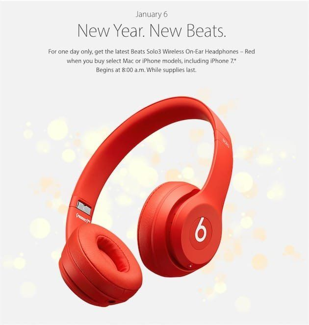 beats apple nouvel an chinois