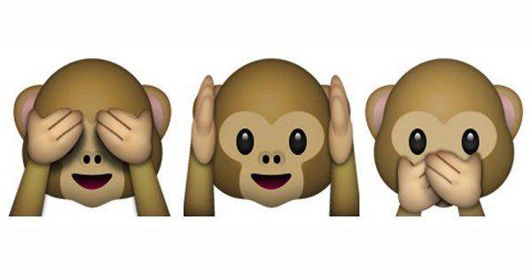 connaissez vous l 39 histoire derri re les 3 singes en moji. Black Bedroom Furniture Sets. Home Design Ideas