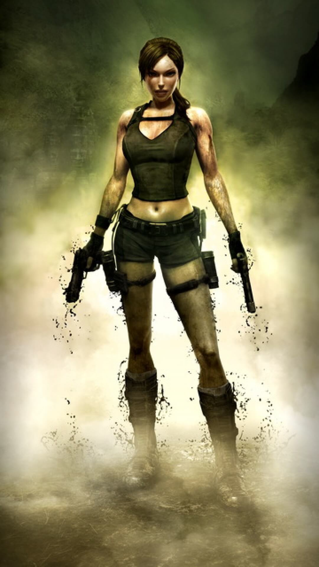 tomb raider iphone 7 wallpaper