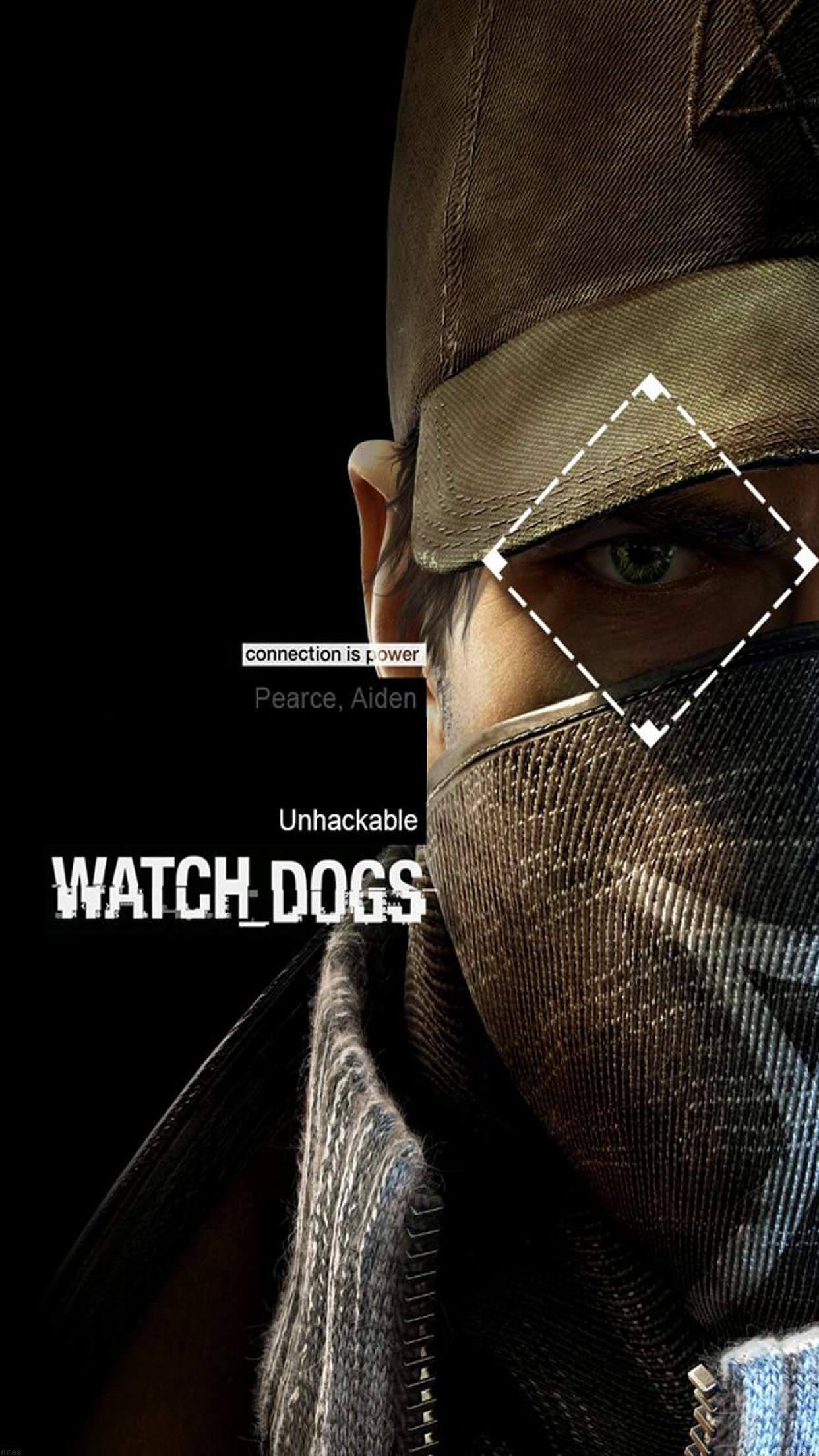 watchdogs pearce aiden iphone 7 plus wallpaper