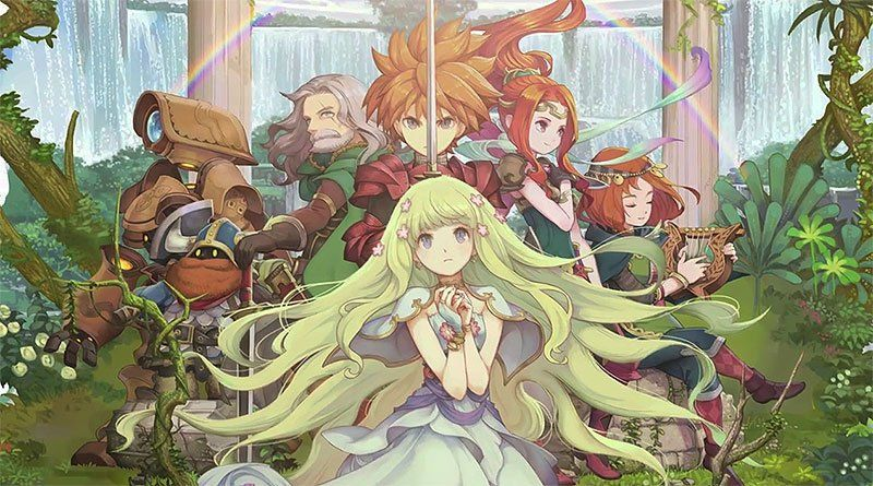 Adventures of Mana fait renaitre le RPG Mystic Quest sur iOS