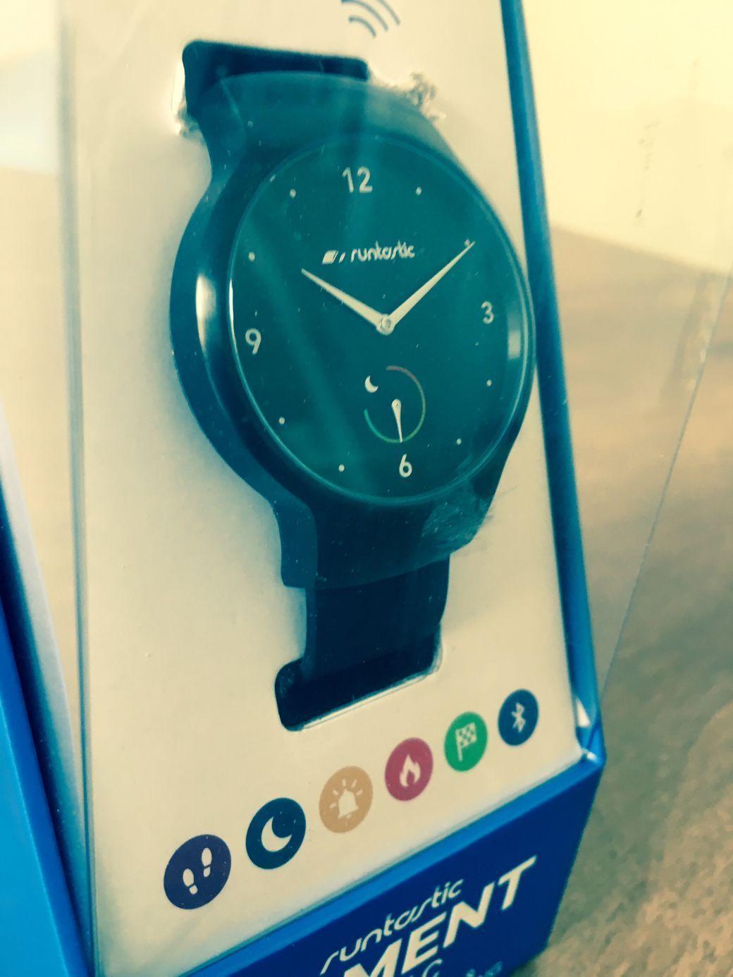 Concours : Une montre connectée Moment de Runtastic à gagner (129,00 €)