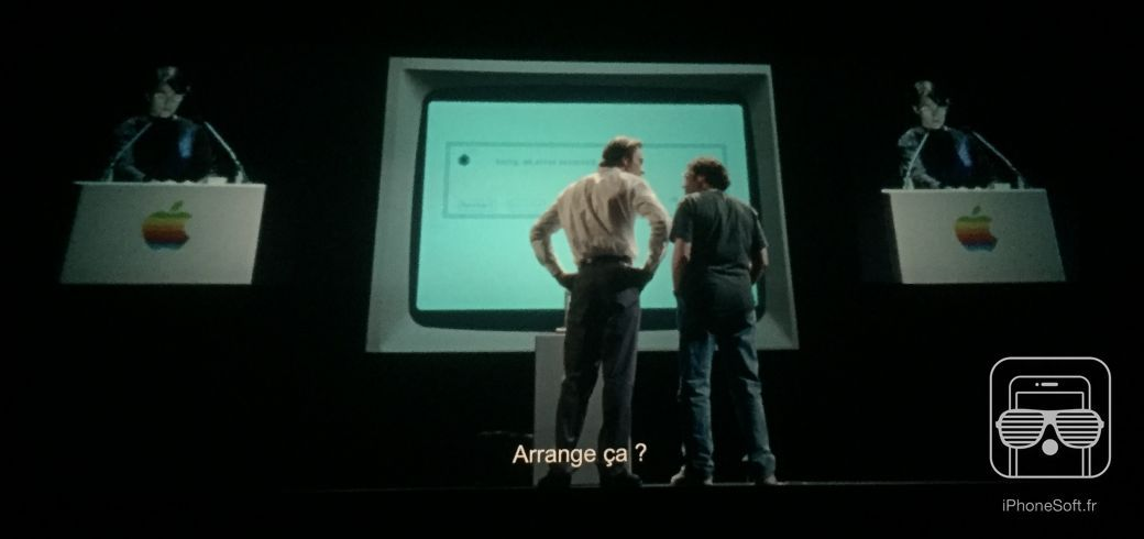 Nous sommes allés voir le nouveau film sur Steve Jobs