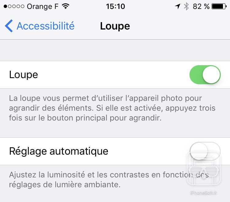 Comment utiliser la loupe de l 39 appareil photo de l 39 iphone for Comment utiliser la filasse