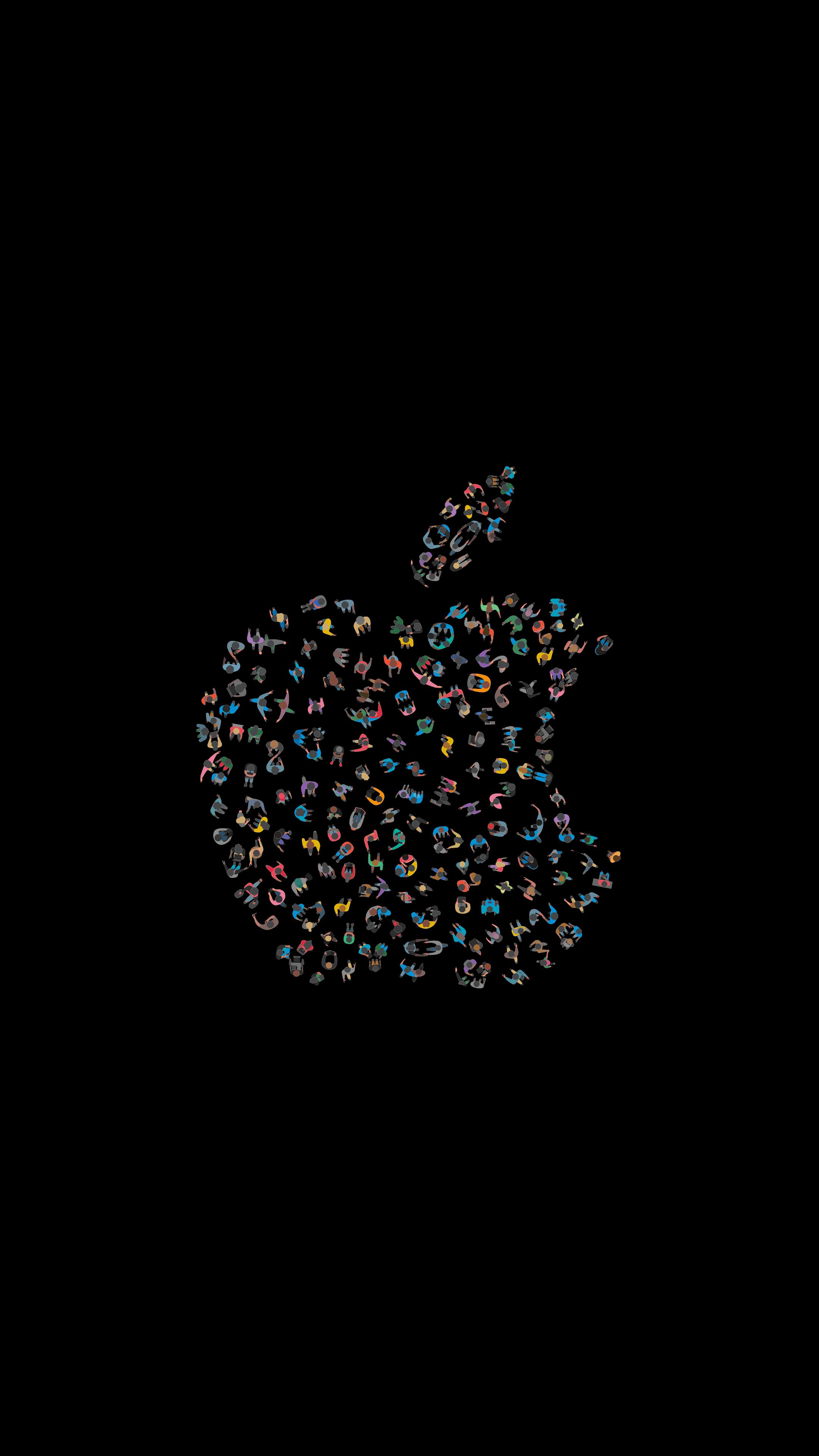 Célèbre 9 fonds d'écran WWDC 2017 pour iPhone et iPad WV83