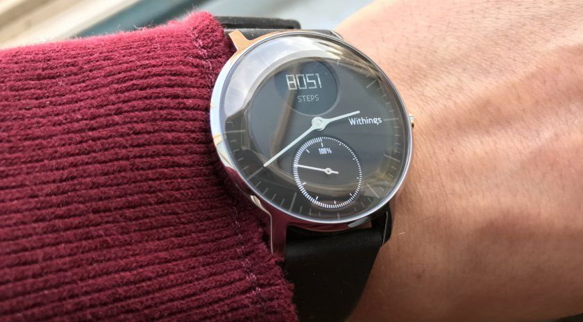 withings steel hr   pas