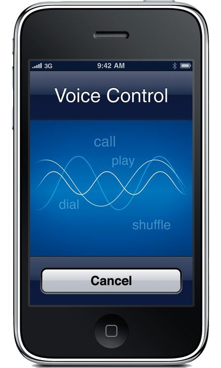 iphone voice control iphone facile le contr 244 le vocal 12444