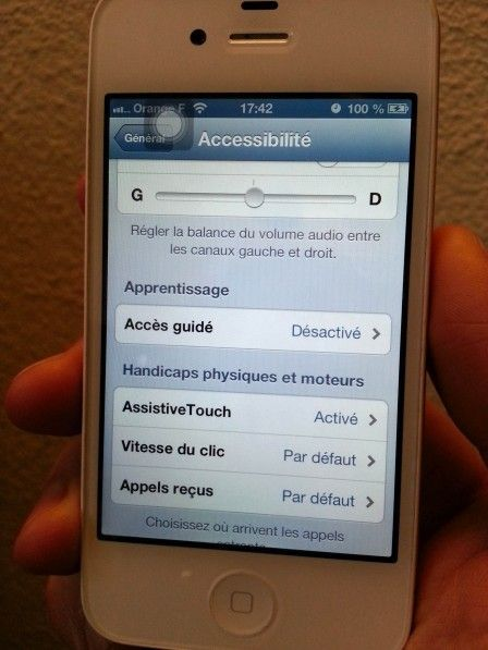 tutobouton iphone 2