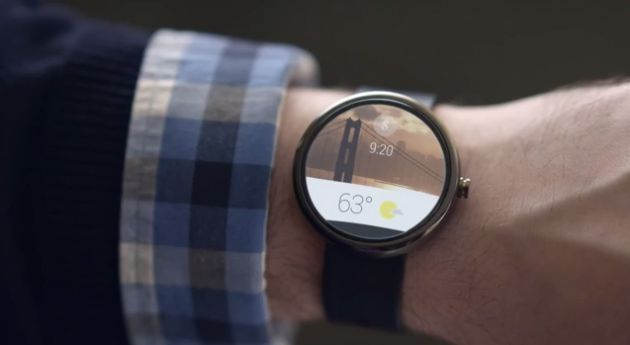 android watch wear google