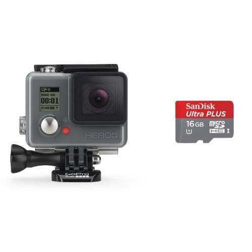 bon plan la gopro hero avec cartesd 119 99 50. Black Bedroom Furniture Sets. Home Design Ideas