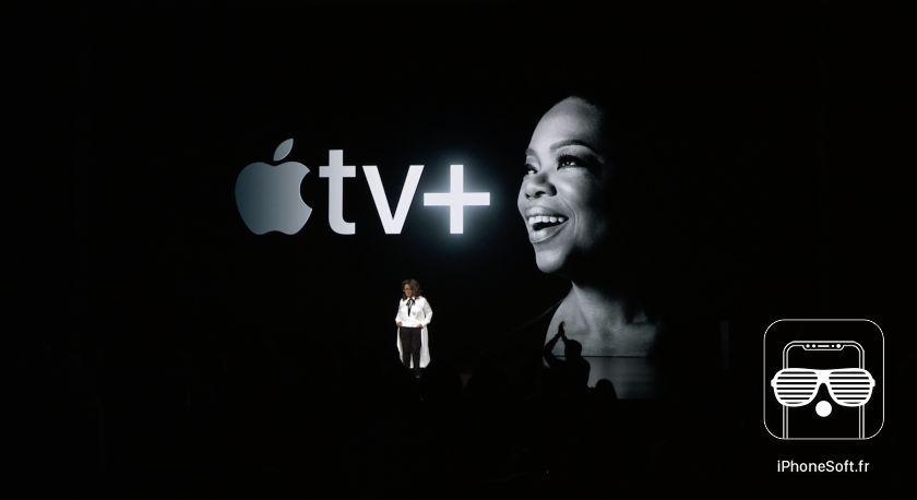 Oprah chez Apple