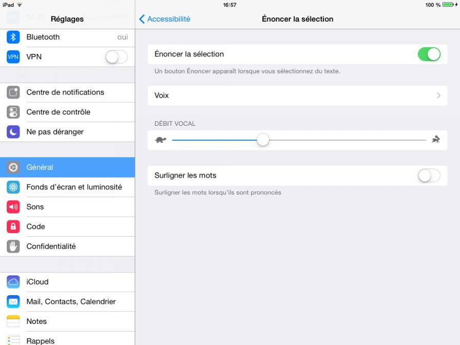 comment se faire lire sms mails iphone ipad