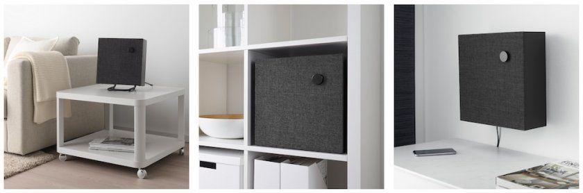 ikea lancement des premi res enceintes bluetooth eneby. Black Bedroom Furniture Sets. Home Design Ideas