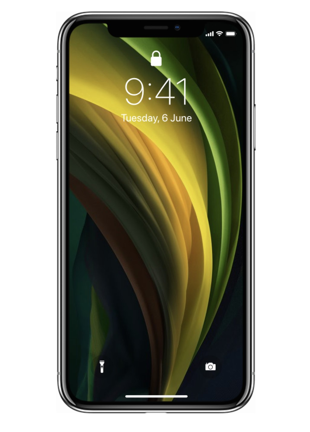 foto de iPhone SE 2020 : Les fonds d'écrans sont à télécharger - iPhone Soft