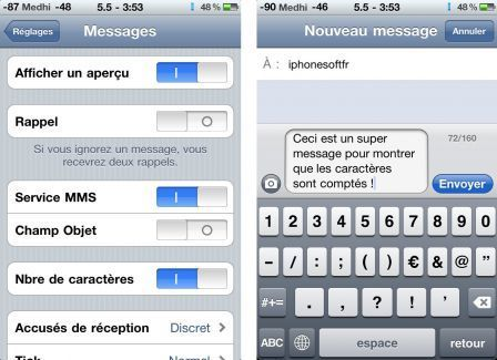 application ecrire sur photo iphone
