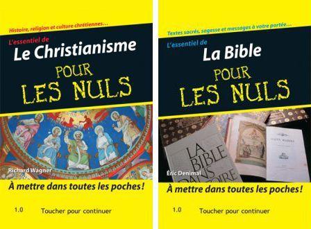 Concours la religion pour les nuls - La bible pour les nuls ...