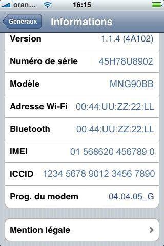 comment trouver le code d un ipad