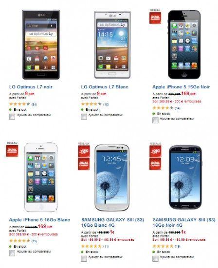 Le blackberry q10 se vendrait mieux que l 39 iphone 5 chez sfr - Meilleures ventes sur internet ...