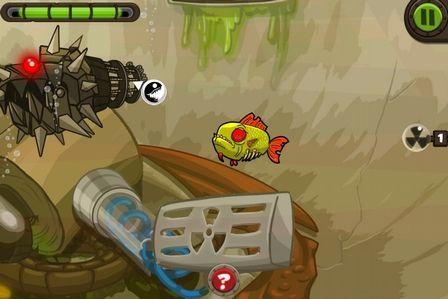 Test De Zombie Fish Tank