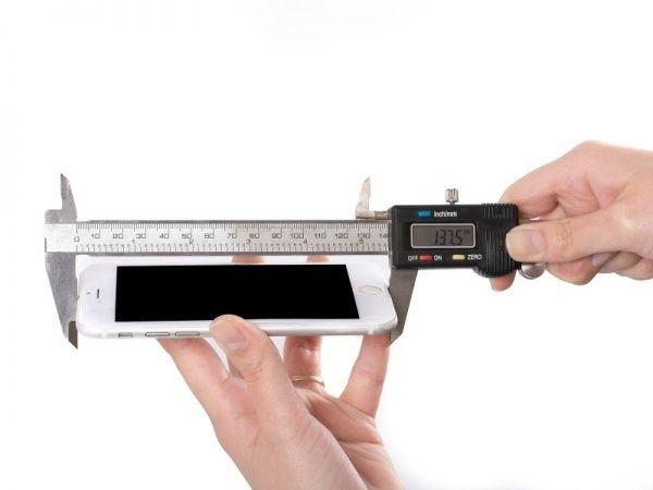 Dimensions iphone 6 taille et cran mesur s - Tablette 7 pouces combien de cm ...