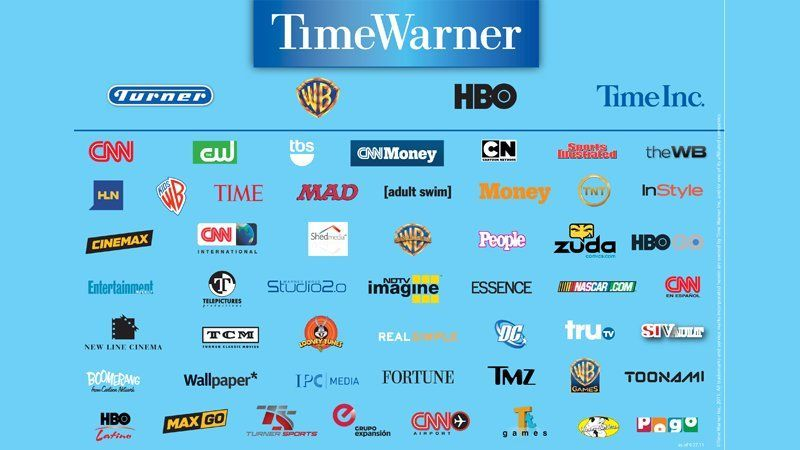 Infographic What S At Stake In The Proposed At T Time Warner Merger Statista
