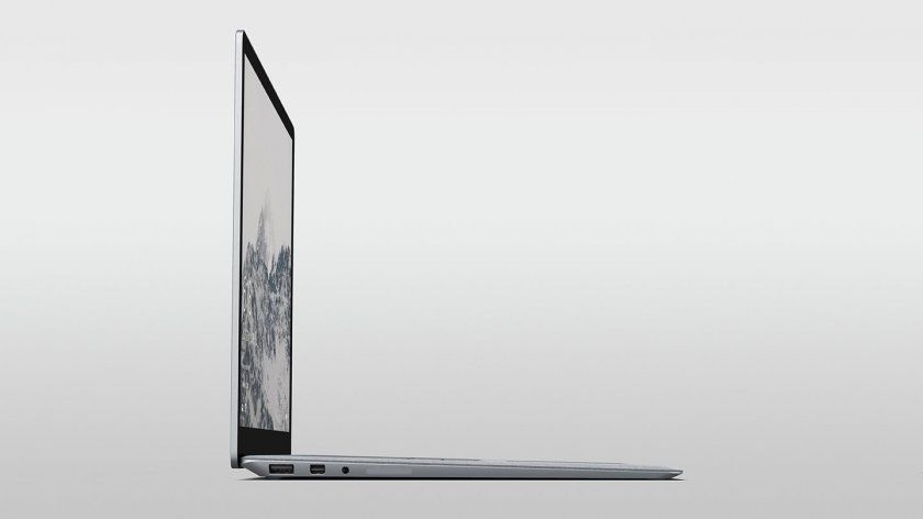 surface laptop microsoft concurrent macbook air 4