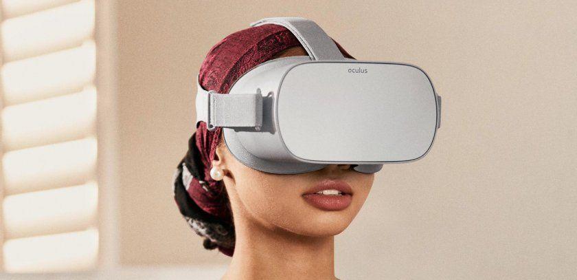Facebook Dévoile Le Casque Vr Autonome Oculus Go à 219 Iphone Soft
