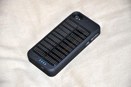 coque solaire iphone 7