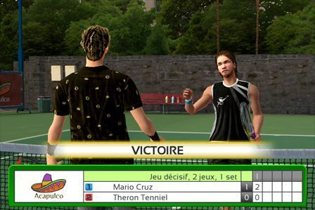 Virtua Tennis Challenge