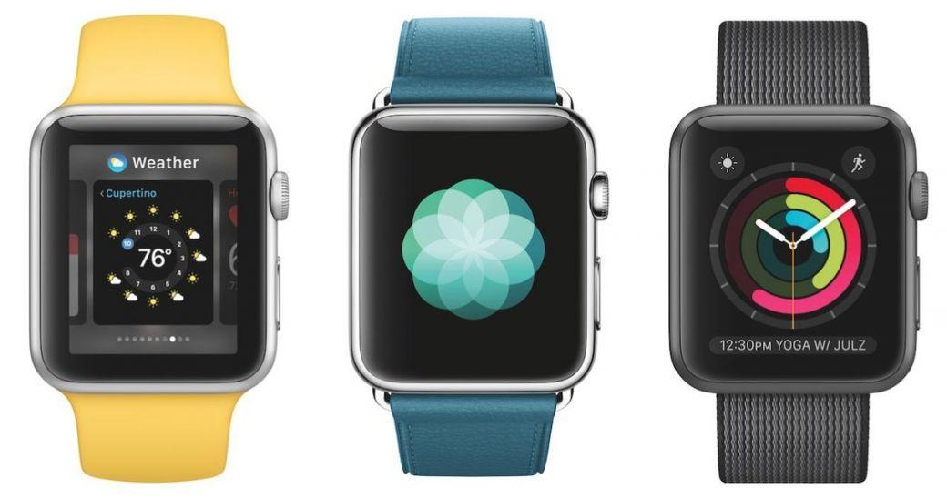 Les nouveautés d'Apple WatchOS 3