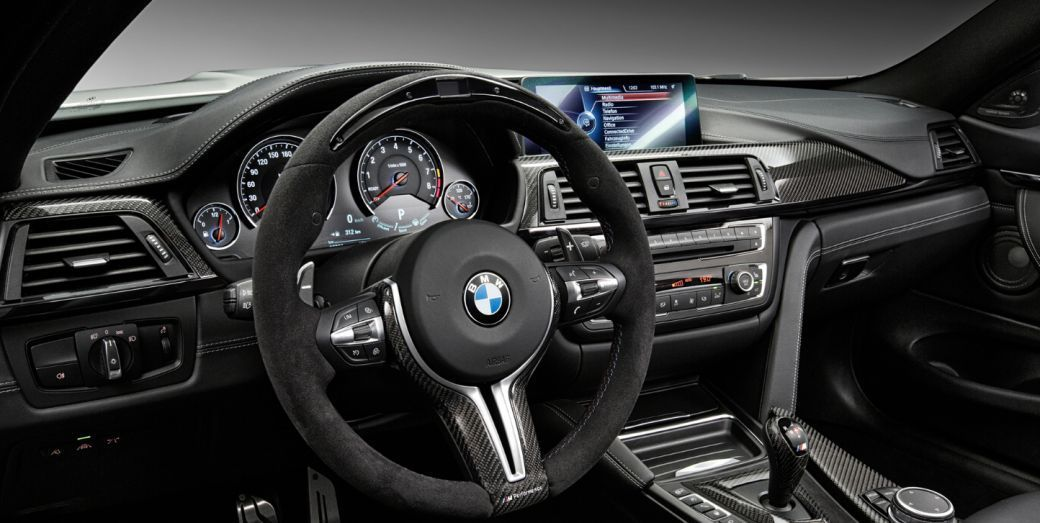bmw supportera carplay dans sa m3 et m4 de 2017. Black Bedroom Furniture Sets. Home Design Ideas