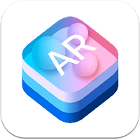 arkit realite augmentee apple icon