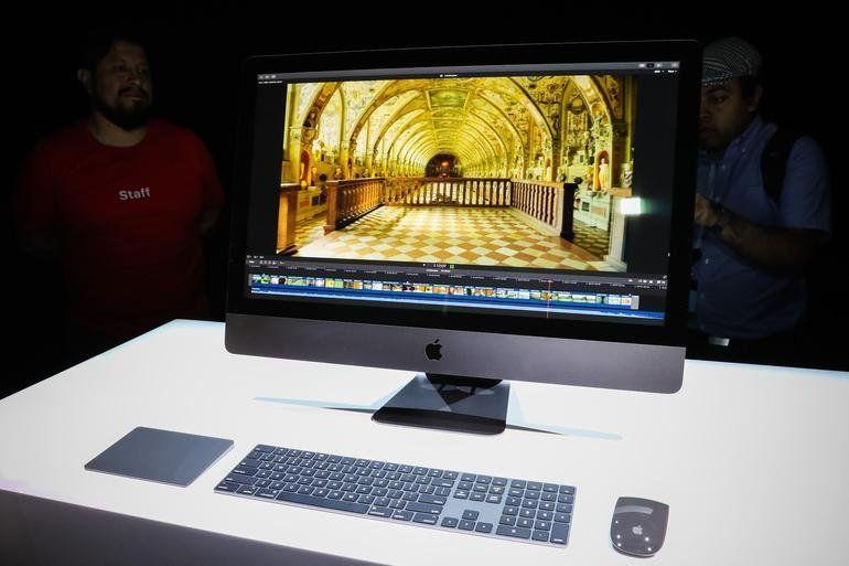Nouveaux iMac 2017 : iMac Pro et iMac 4K 5K iPhone Soft
