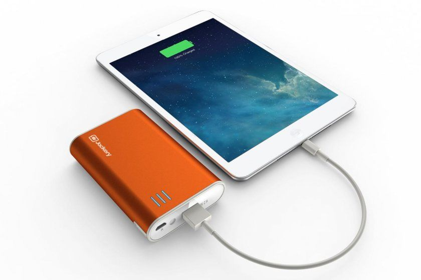 ipad recharge batterie