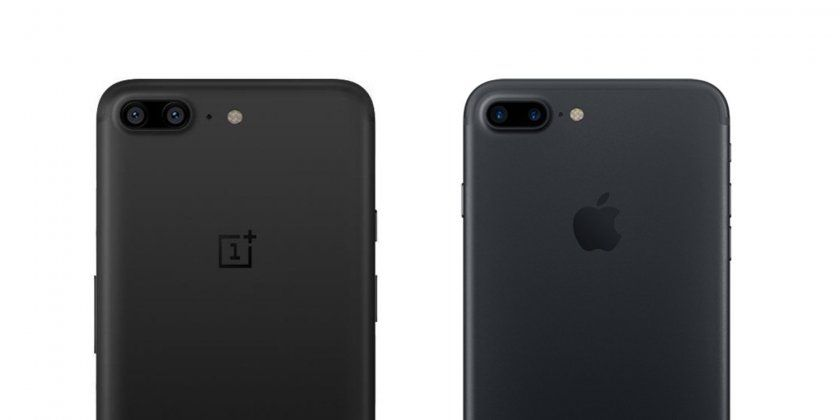 oneplus iphone