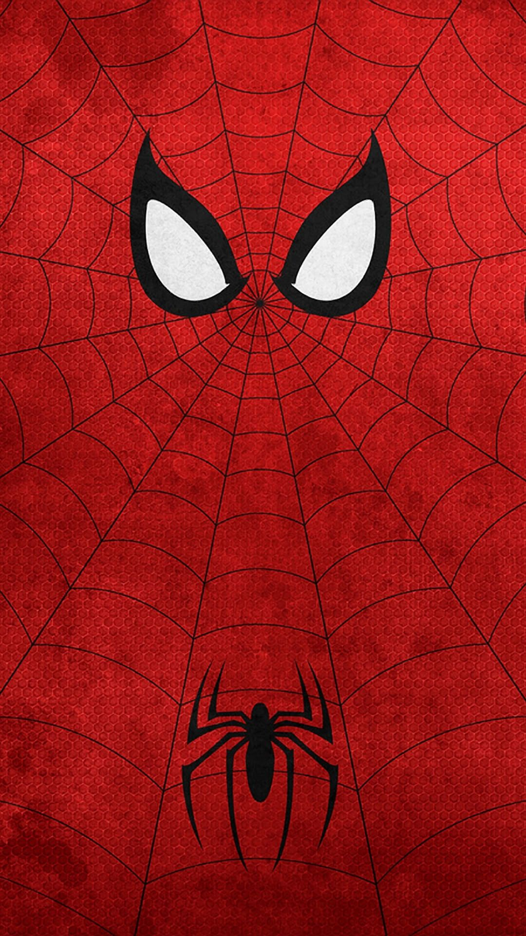 10 fonds d 39 cran spiderman pour iphone et ipad for Minimal art hero