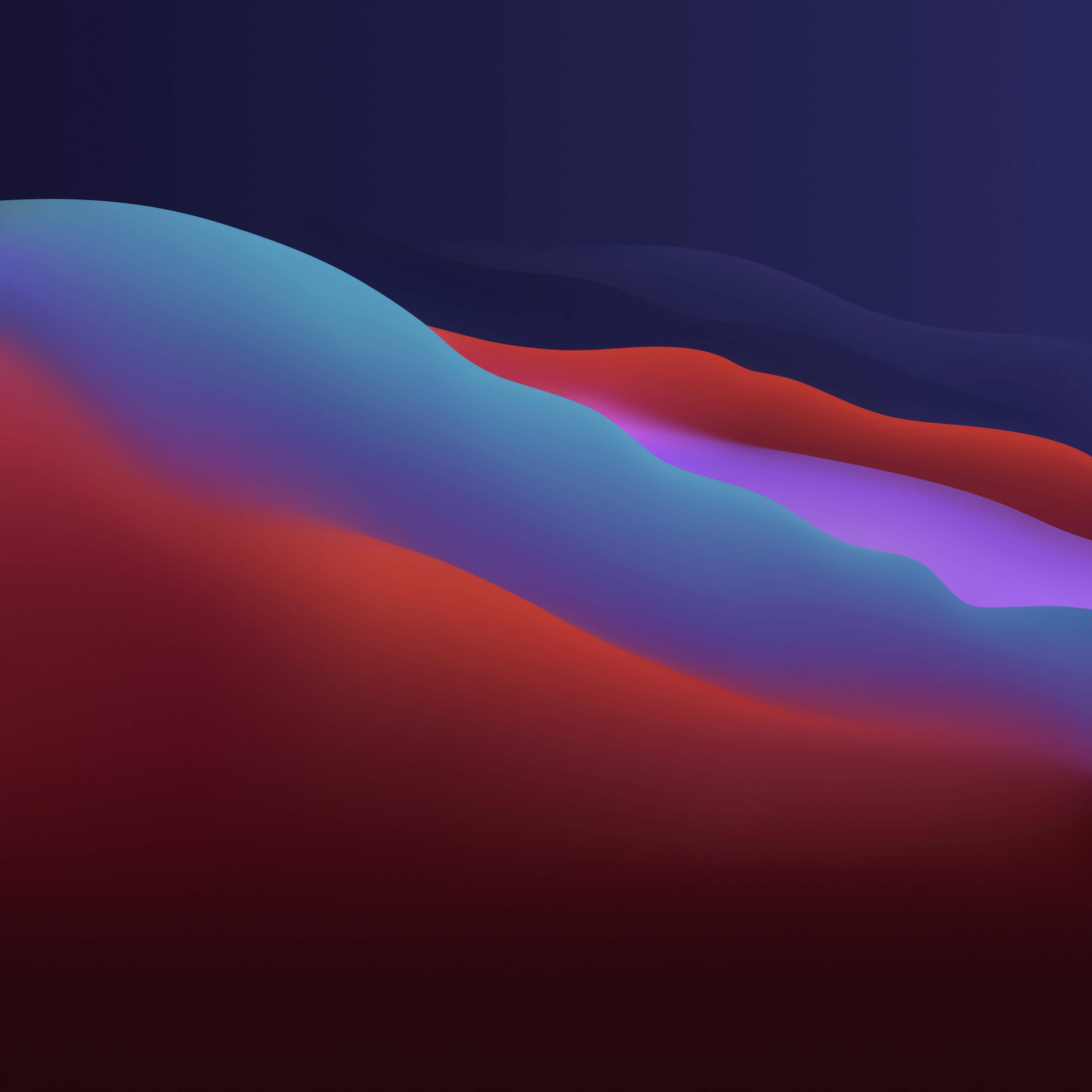 Les fonds d'écran de MacOS 11 Big Sur - iPhone Soft