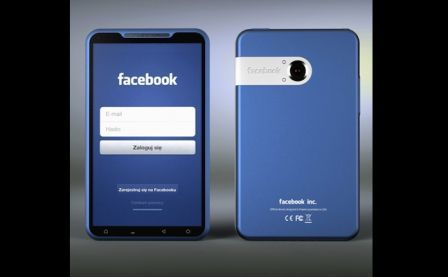 blue-facebook-phone