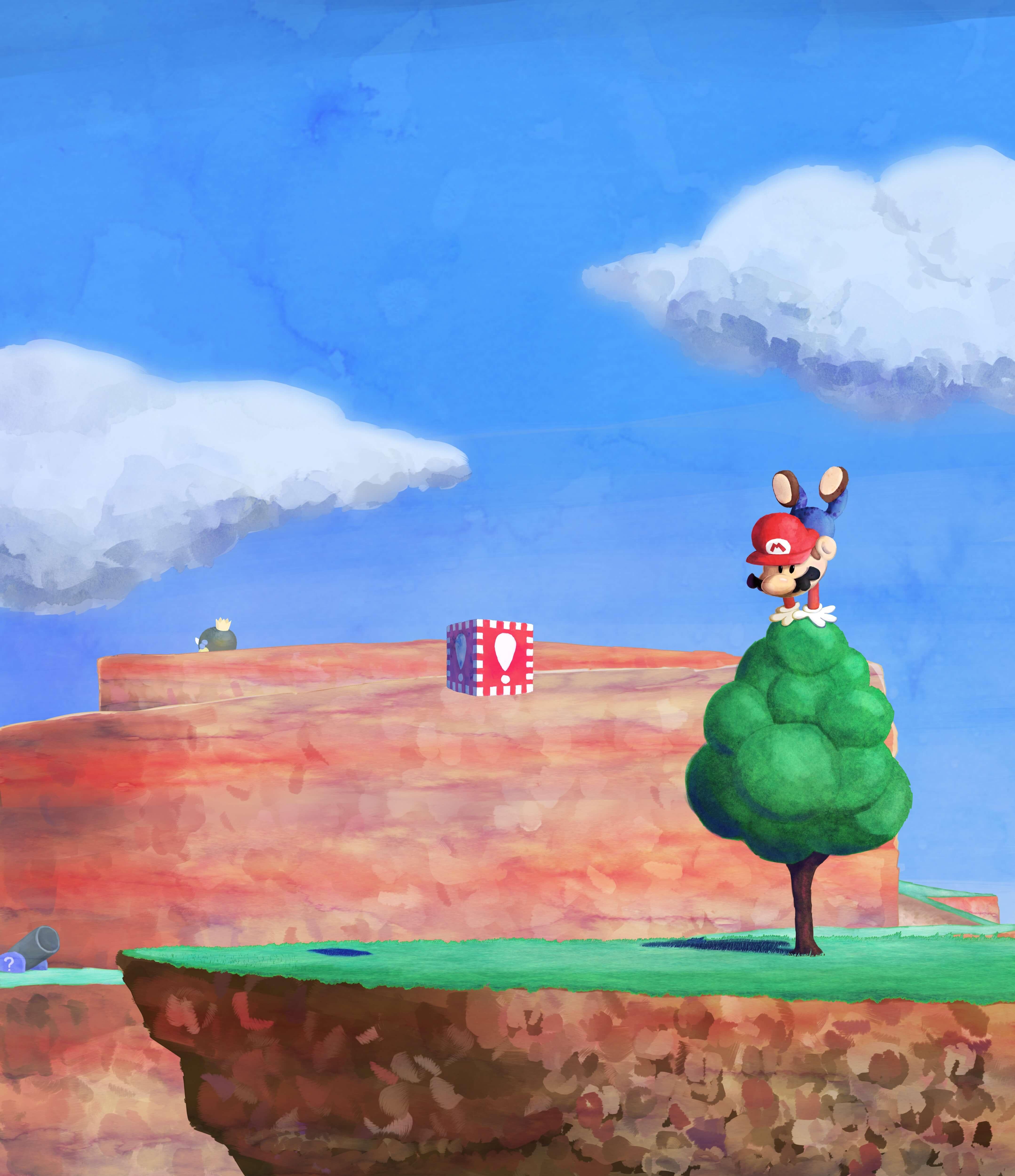 8 Fonds D'écran Mario Pour Fêter Les 20 Ans De Mario 64