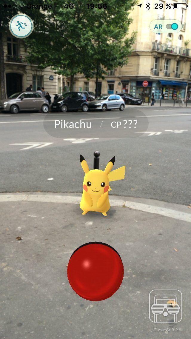 Test de Pokémon GO : L'avis du dresseur iPhoneSoft !