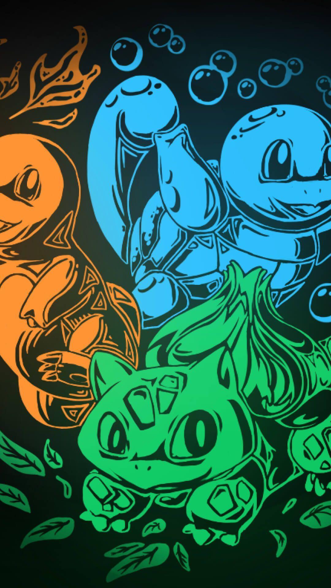 Turbo 10 fonds d'écran Pokémon pour tous les iPhone et iPod YW24