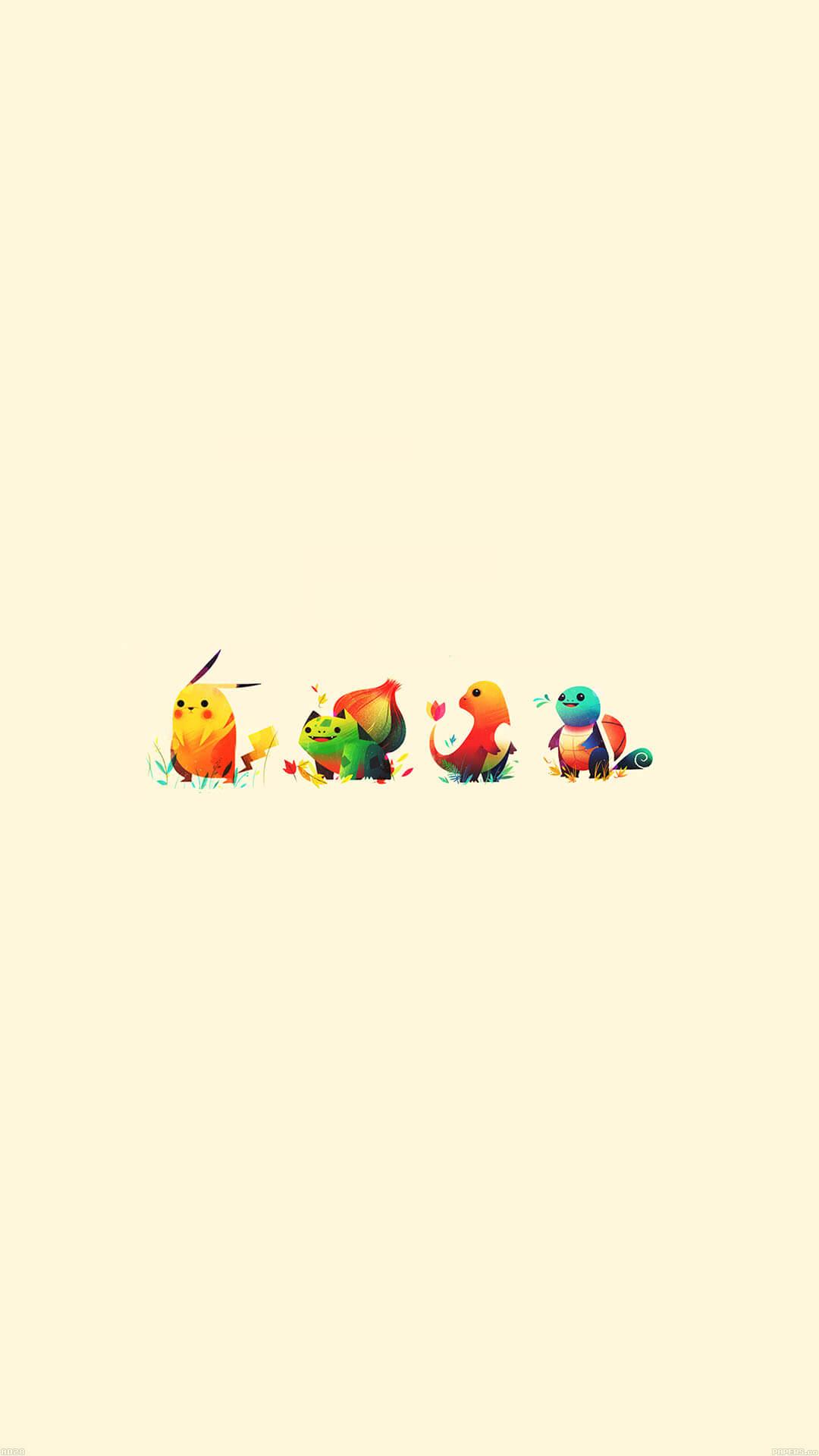 10 fonds d'écran Pokémon pour tous les iPhone et iPod