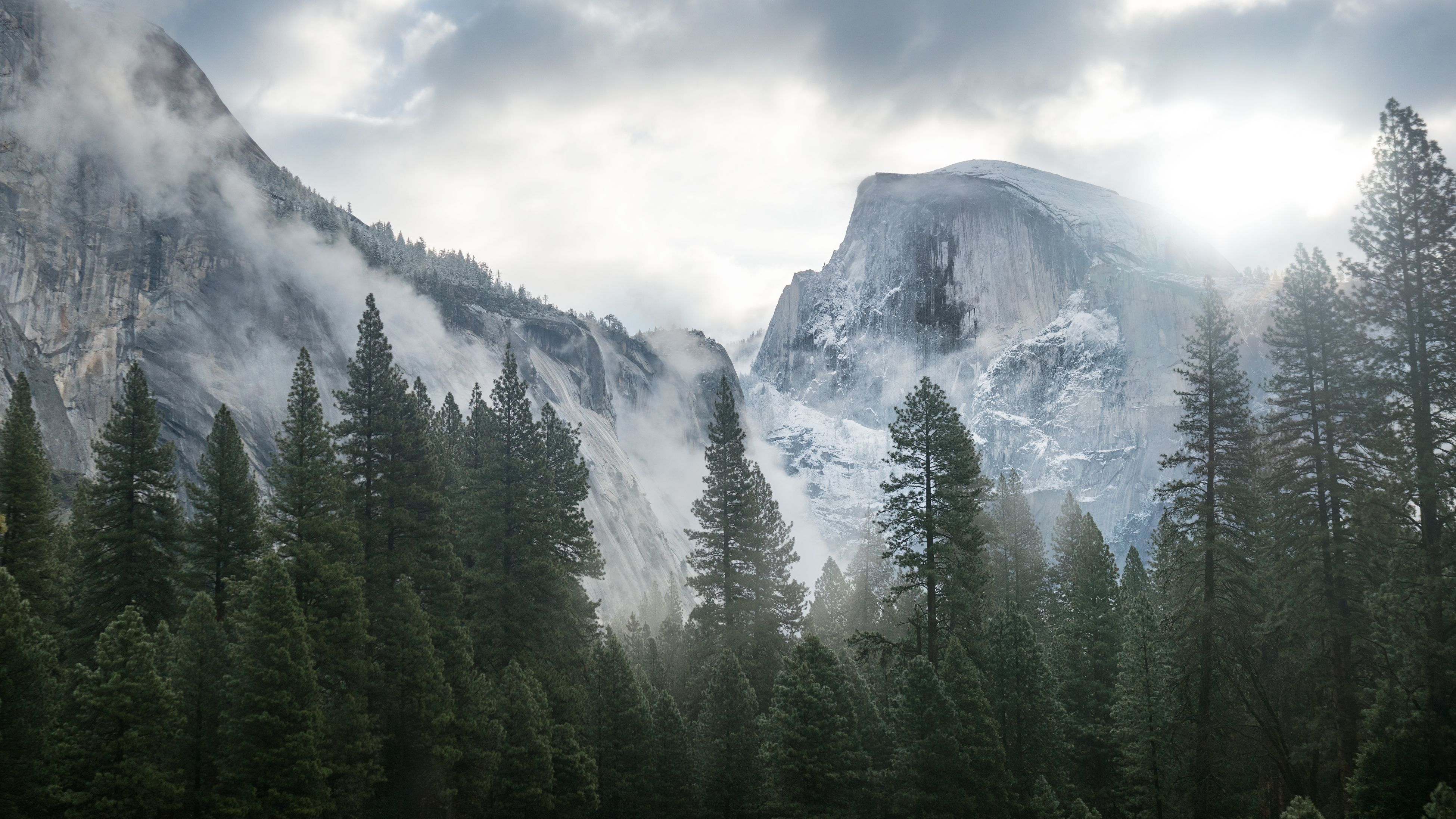 5 wallpapers yosemite pour mac os x et ipad for Photo ecran sur mac