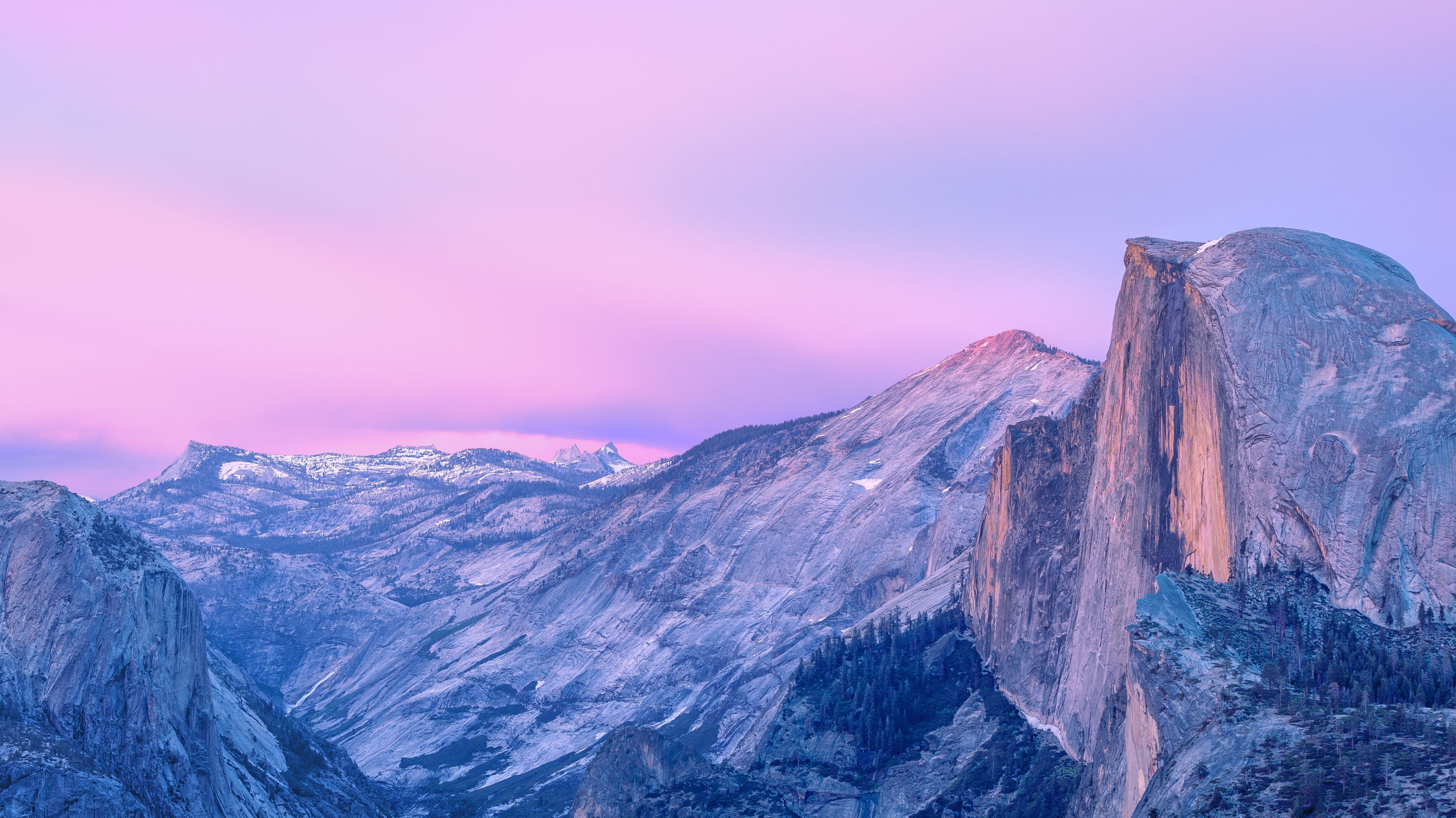 5 Wallpapers Yosemite Pour Mac Os X Et Ipad