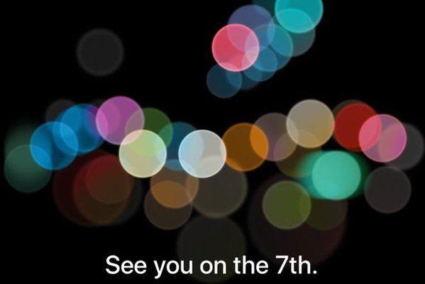 Présentation de produits le 7 septembre, le nouvel iPhone attendu — Apple