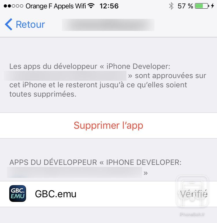 Installer un émulateur sans jailbreak sur iOS : GameBoy, DS