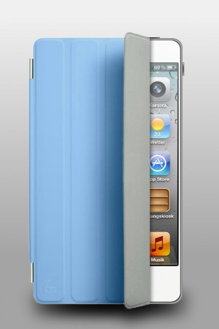Concept iPhone 5 avec Smart Cover