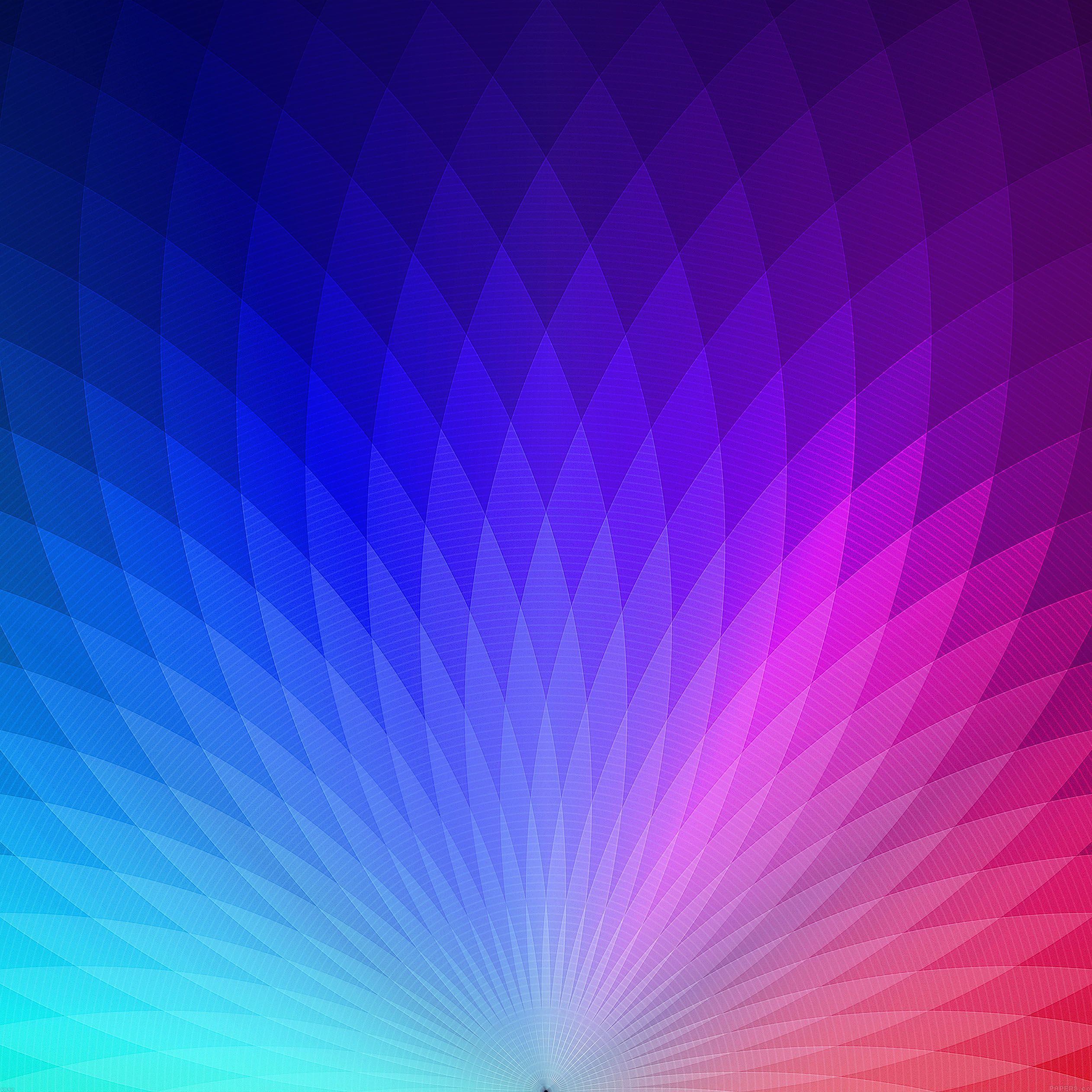5 fonds d'écran parallax abstract pour iPhone 6 et iPad Retina