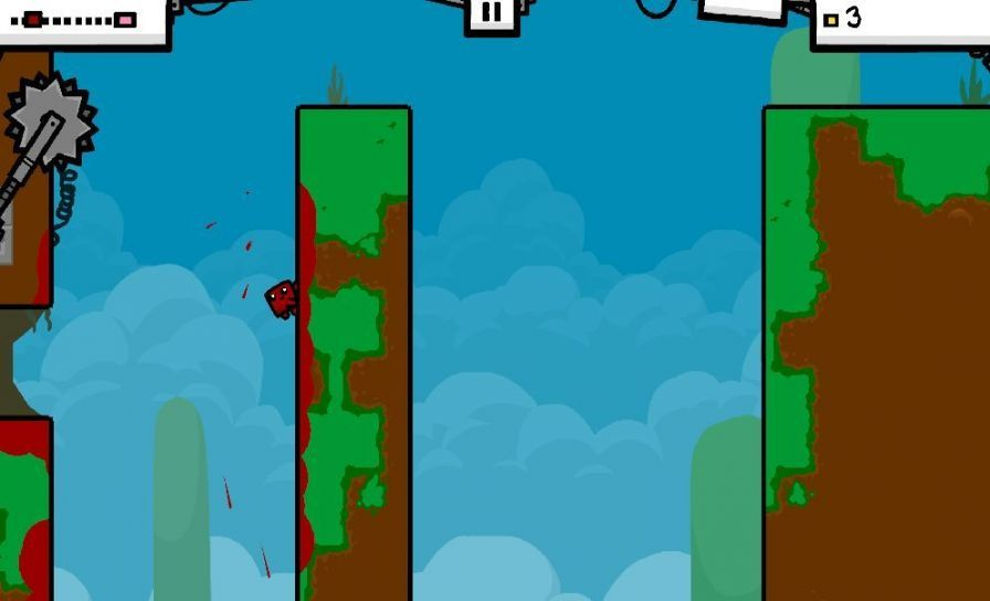 super meat boy forever ios iphone android